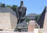 Место вхождения императора Циньшихуана в море и прошения о бессмертии в Циньхуандао