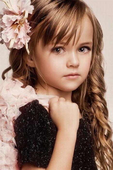 Милые российские дети модели