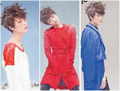 Фотографии стильной Ли Юйчунь