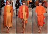 Модная женская одежда на весну-лето 2012 от Hermès