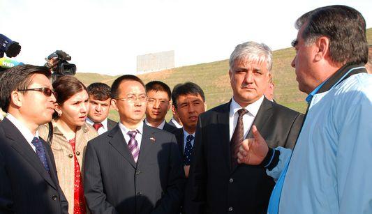 Отношения между Китаем и Таджикистаном выросли из саженца в большое дерево