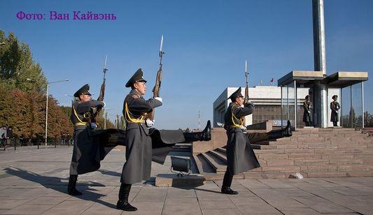 Красота страны в объективе посла КНР в Кыргызстане