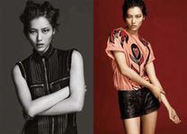 Журнал «Vogue» выдвинул рейтинг самых популярных моделей 2011 г. 9
