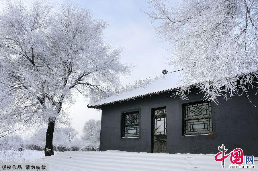 Очаровательный остров Усундао на северо-востоке Китая