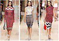 Модная женская одежда на весну-лето 2012 от «Loewe»