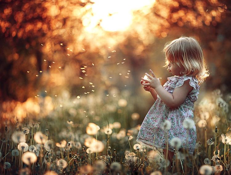 Симпатичные дети в объективе фотографа Elena Karneeva 2