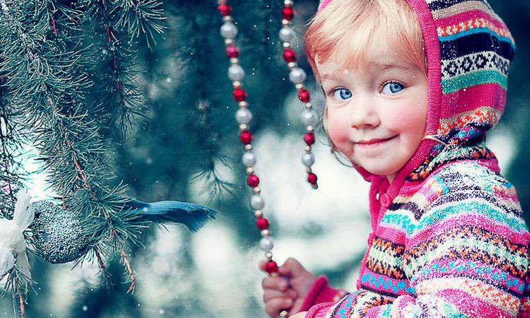 Симпатичные дети в объективе фотографа Elena Karneeva 6