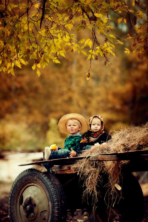 Симпатичные дети в объективе фотографа Elena Karneeva 7