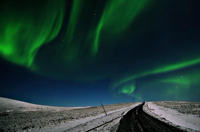 Красивые зимние пейзажи в разных местах мира 3