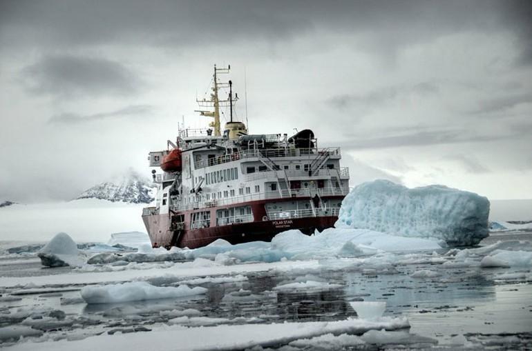 Красивые зимние пейзажи в разных местах мира 10-