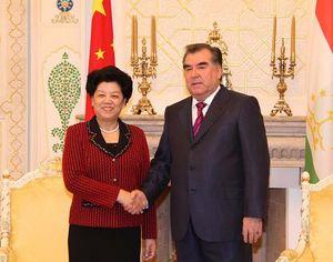Китай и Таджикистан готовы к дальнейшему укреплению двустороннего сотрудничества
