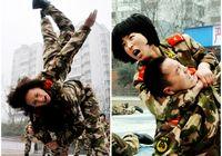 Женщины из отряда спецназа