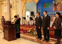 Чэнь Чжили провела встречу с председателем Меджлиса Туркменистана