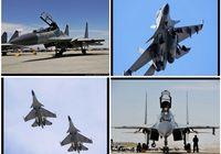 Высококачественные снимки истребителей «Су-30 МКИ»