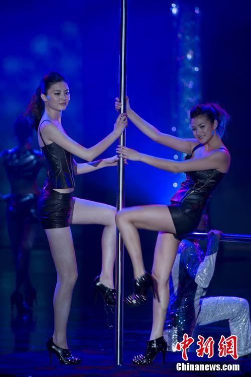 Пекинская девушка заняла первое место в конкурсе Мисс Азия-2011