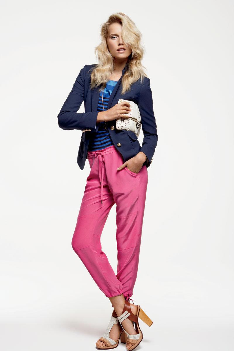 8108da1a4be7 Модная женская одежда на весну-лето 2012 от «Juicy Couture» <font ...