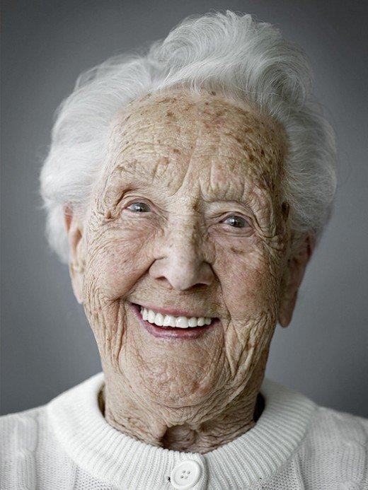 Портреты-фотографии: Счастью все возрасты покорны 6