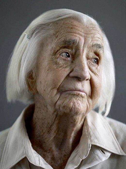 Портреты-фотографии: Счастью все возрасты покорны 8