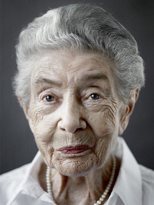 Портреты-фотографии: Счастью все возрасты покорны 10