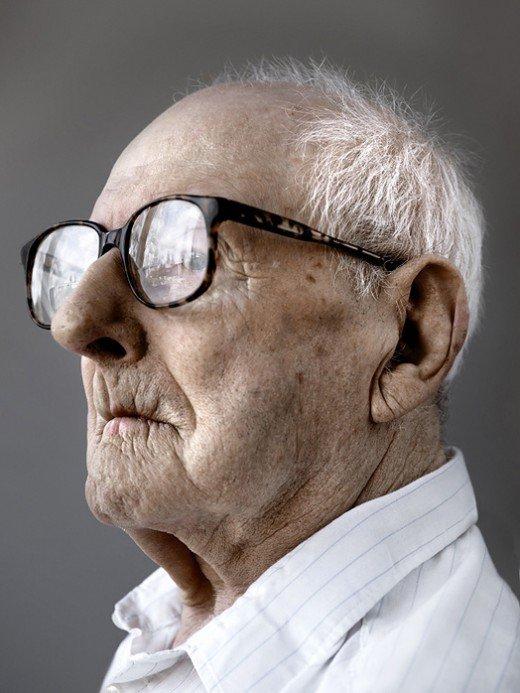 Портреты-фотографии: Счастью все возрасты покорны 12