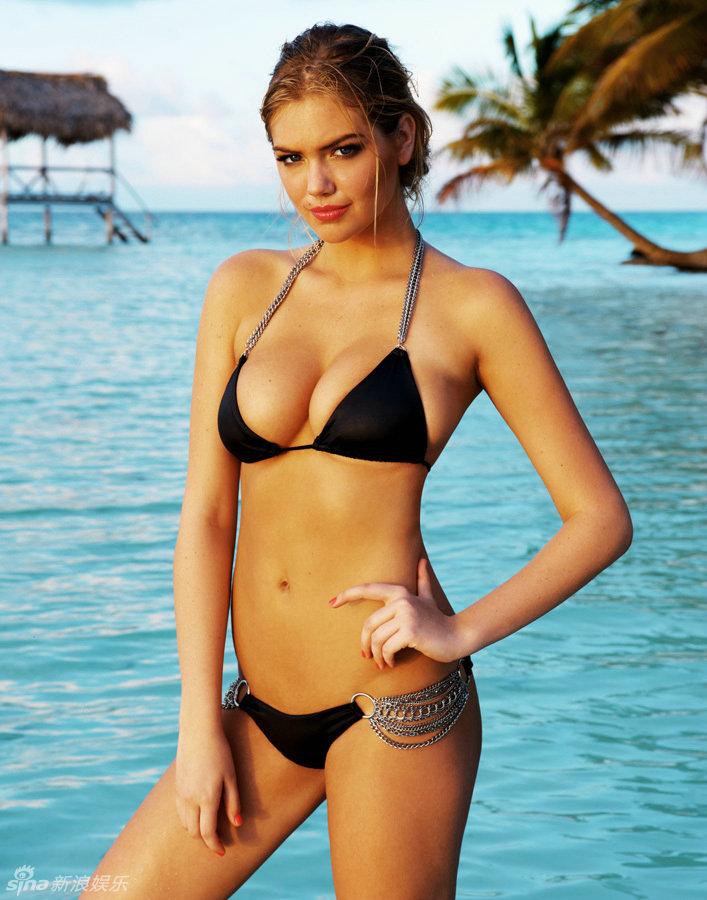 Новые снимки молодой американской модели Кейт Аптон 15
