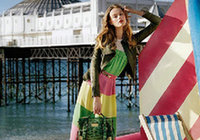 Модная женская одежда от Mulberry на весну-лето 2012 4
