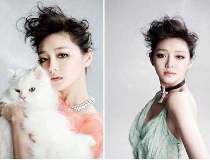 Популярная тайваньская актриса и ведущая Сюй Сиюань