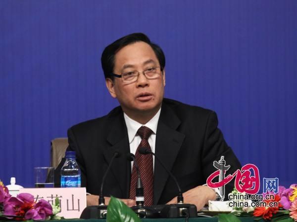 Открылась пресс-конференция министра сельского хозяйства в рамках 5-й сессии ВСНП 11-го созыва