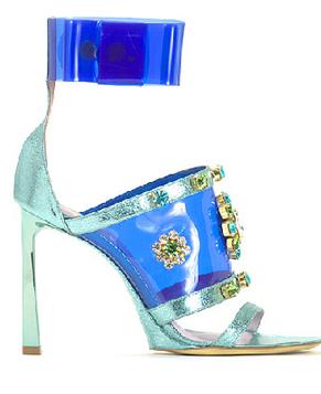 Очаровательная женская обувь 2