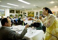 Открыт первый в Европе ресторан северокорейской кухни