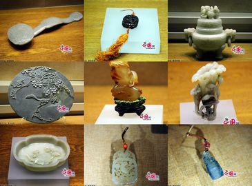 Изысканные изделия из нефрита в Пекинском музее искусств