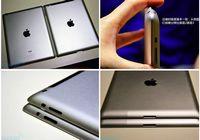 Контрастности в снимках iPad3 и iPad2