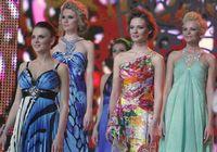 Гламурные красавицы в полуфинале конкурса красоты «Мисс Беларусь-2012»