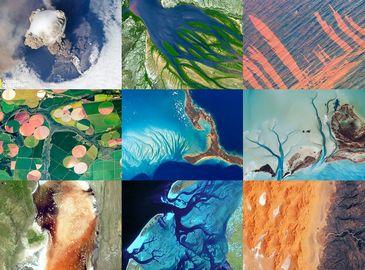 20 самых замечательных фото Земли из космоса от журнала «National Geographic»