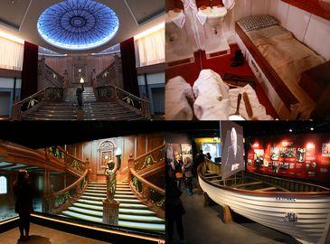 Фото: Посещение крупнейшего в мире центра туристического комплекса «Титаник»