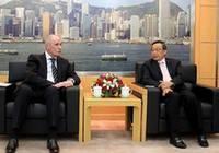 О встрече в Представительстве ОАР КНР Сянган в Пекине