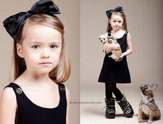 Симпатичные маленькие модели России Эксклюзив _russian