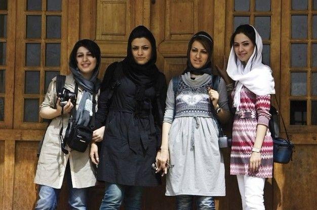 Красивые девушки ирана