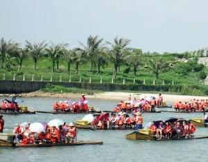 Хайнань: Мартовский Боао привлекает множество туристов