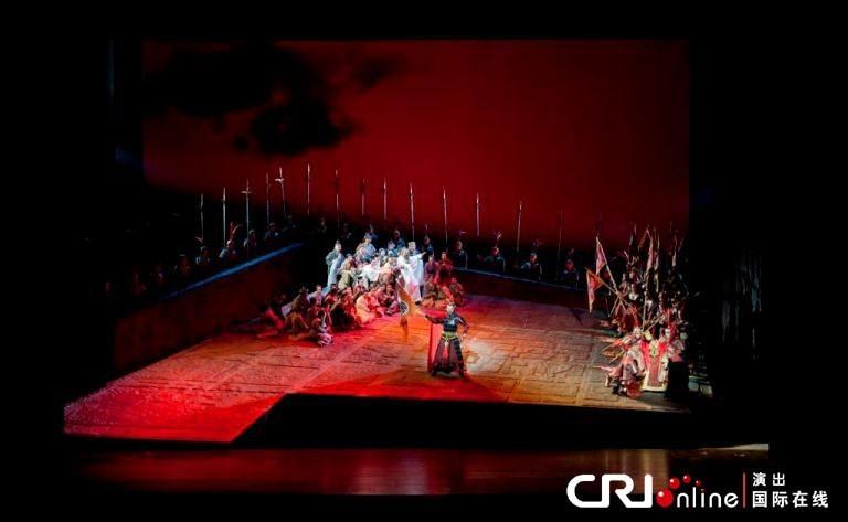 Опера «Сирота из рода Чжао» в Большом государственном театре Китая 1