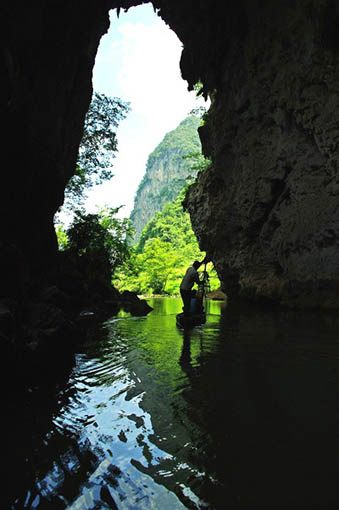 «Последний земной рай Китая» - деревня Бамэй в провинции Юньнань