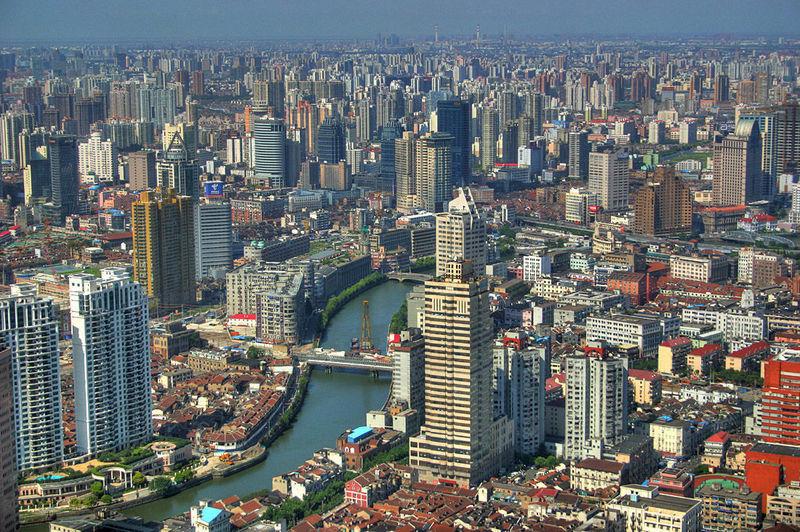 Китай создает 23 городские агломерации. Дельта реки Янцзы занимает шестое место в мире