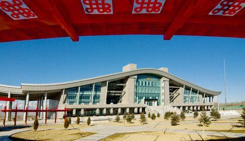 Китайско-казахстанский международный центр приграничного сотрудничества 'Хоргос' будет официально сдан в эксплуатацию в середине апреля
