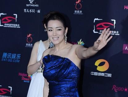 Звезды на церемонии награждения премии Ассоциации китайских режиссеров-2011