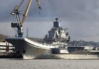 Знаменитый авианосец «Адмирал Кузнецов» после многолетнего ремонта5