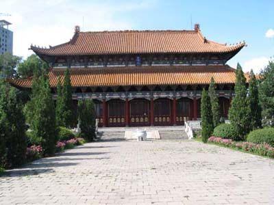 Цзилиньский храм Конфуция