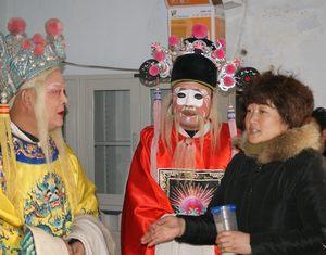 Местная опера провинции Шаньдун «Банцзы» заново проявляет свое очарование