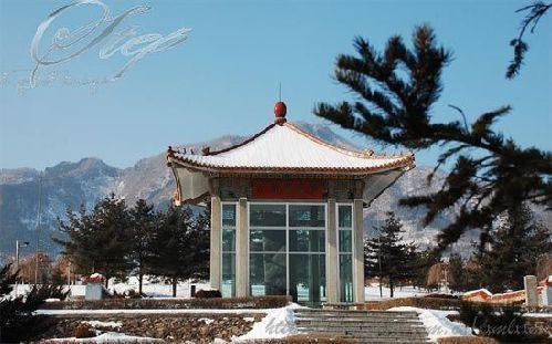 Достопримечательность провинции Цзилинь: Гаогоули культурный и исторический памятник