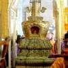 В Сянган впервые прибыл фрагмент фаланги пальца Будды Шакьямуни