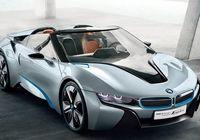 Фото: Серийный BMW i8
